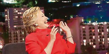 Spenden-Rekord für Hillary