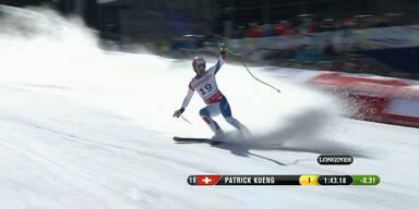 Patrick Küng ist Abfahrts-Weltmeister