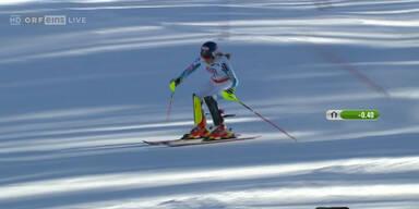 Mikaela Shiffrin holt Gold im Slalom