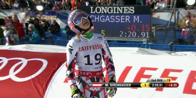 Michaela Kirchgasser fällt auf Rang 6 zurück
