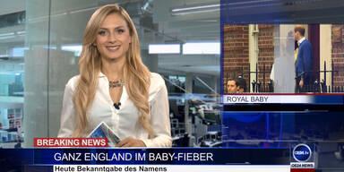 News TV: England im Baby-Fieber & IS-Terror in Texas