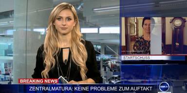 News TV: Startschuss für Zentralmatura & Porno-Lehrerin gefeuert