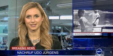 News Show: Sondersendung über Udo Jürgens