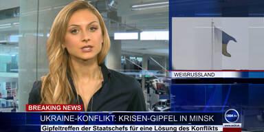 NEWS TV: Dolmetsch-Panne & Opernball Pressekonferenz