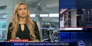 NEWS TV: Wiener Cafes werden teurer & Forbes-Liste