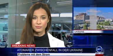 Breaking News: Atomarer Zwischenfall in Ukraine