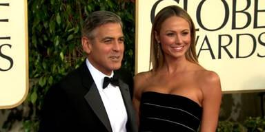 George Clooneys Trennung & Beckham in Wimbledon