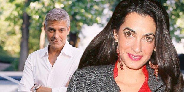 Die Frau, die Clooney zähmte