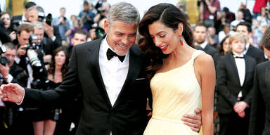 Clooney: Ärger wegen Baby-Fotos