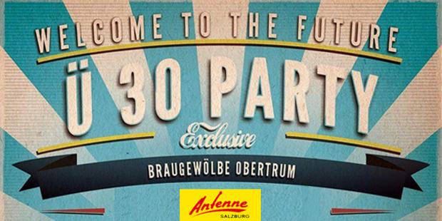 Ü30 Party im Trumer Braugewöbe