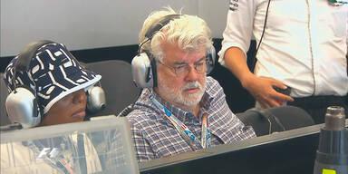 Spielberg George Lucas