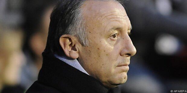 Juventus nach Europa-League-Abfuhr am Boden