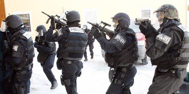 Cobra Polizei