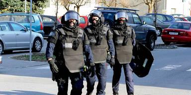 Terror-Warnstufe in Österreich