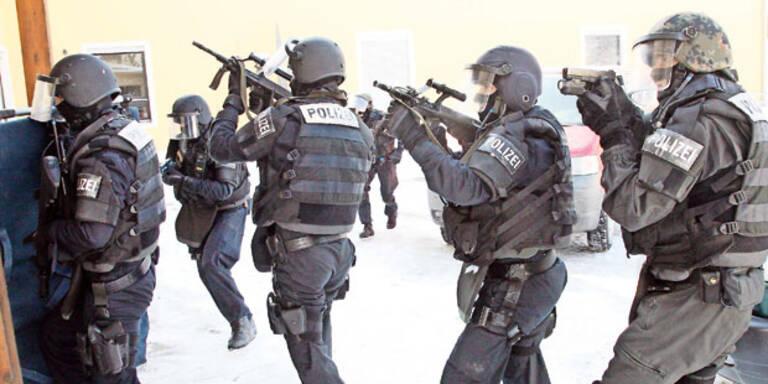 Cobra-Einsatz: 25-Jähriger festgenommen