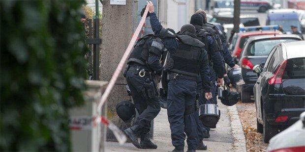Anti-Terroreinsätze in mehreren Bundesländern