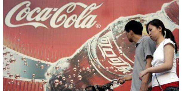 China stoppt Übernahmeplan von Coca-Cola