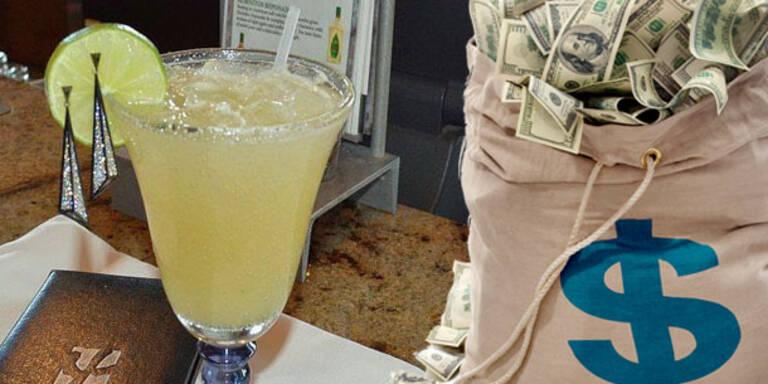 Dieser Cocktail kostet 30.000 $