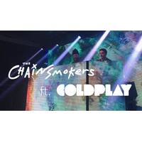 COLDPLAY feat. THE CHAINSMOKERS