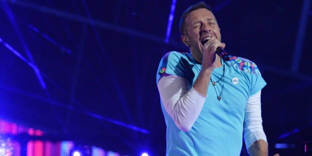 Coldplay: Sightseeing vor Konzert-Kracher