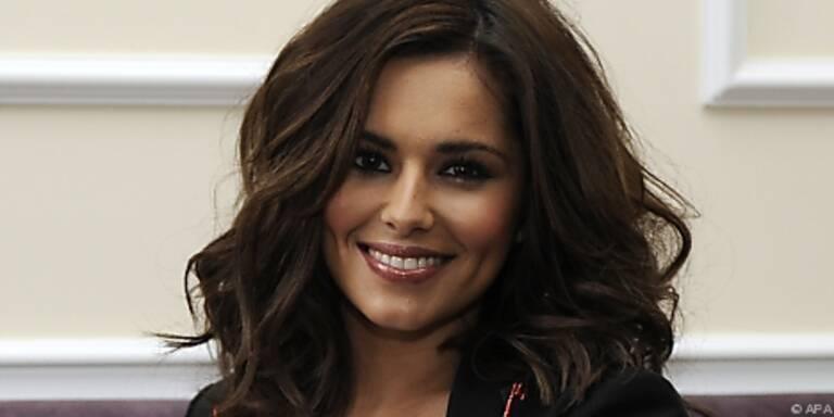 Popsängerin Cheryl Cole besuchte die Beckhams