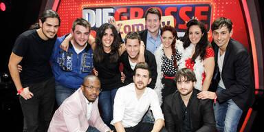 Die große Comedy Chance 2014: Die Finalisten