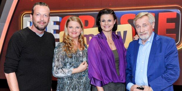Peter Rapp und Co. suchen Comedy Star