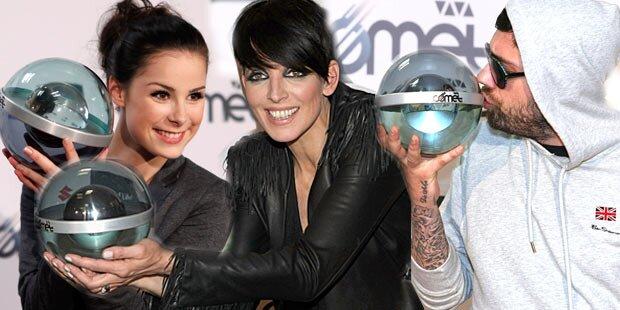 Viva spart sich auch 2013 Comet-Verleihung