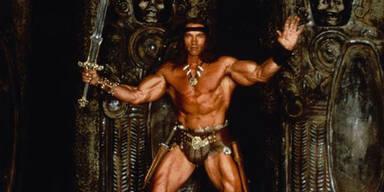 Schwarzenegger spielt wieder Conan