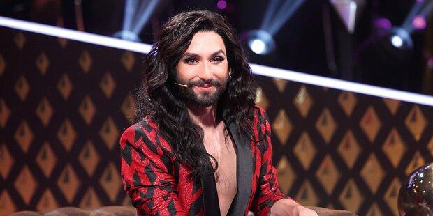 Conchita feiert TV-Comeback