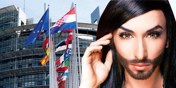 EU-Streit um Conchita