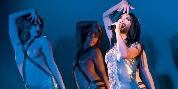 Conchita: Chart-Hit und Paris-Show
