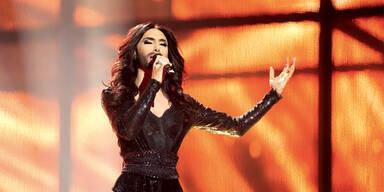 Conchita: So läuft ihr Konzert für Europa