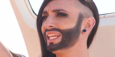 Wild Girls: Conchita Wurst in der Wüste