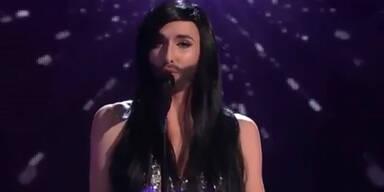 Conchita Wurst fährt zum Song Contest!
