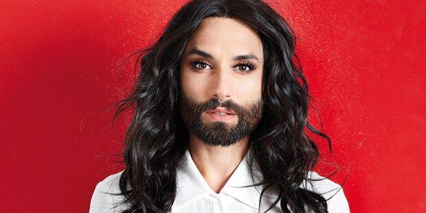 Conchita Wurst: 'Ich bin HIV-positiv!'