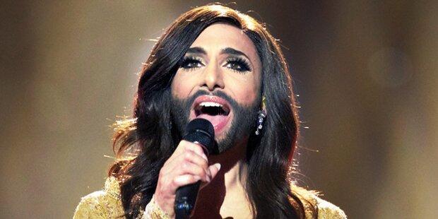 Conchita singt in Tel Aviv