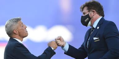 WM-Streit: Südamerika stärkt UEFA den Rücken