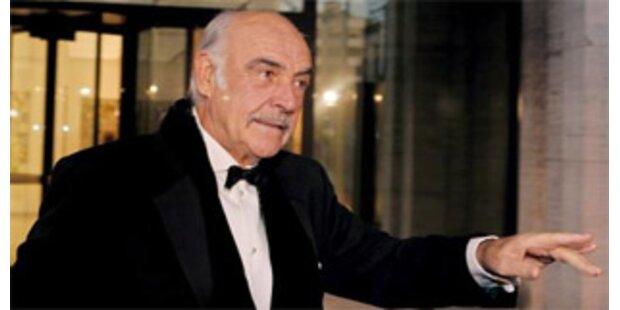 Sean Connery muss Kriegsbeil mit Nachbar begraben