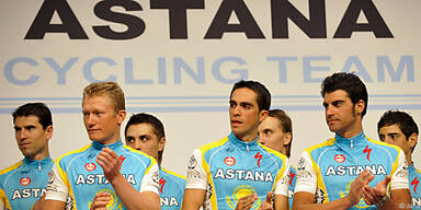 Contador steht im Zentrum des neuen Astana-Teams