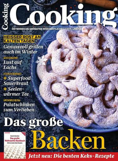 E-Paper Cover Cooking