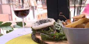 Cooking TV: Sticky-Rice-Burger vom Spear