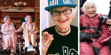 Die 10 coolsten Omas 2014