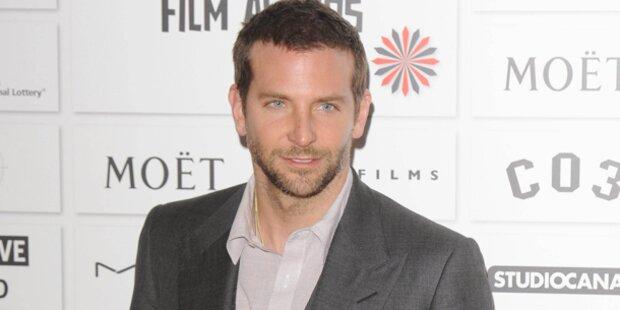 Bradley Cooper: Nach Hangover wieder Action