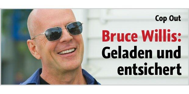 Action-Spaß mit Superstar Bruce Willis