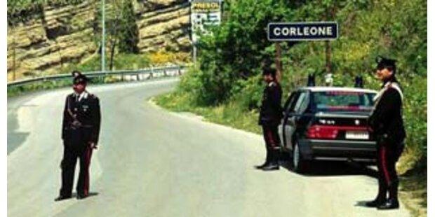 Prominenter Mafia-Boss von Corleone festgenommen