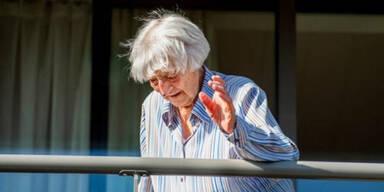 Cornelia Ras  107-jährige Holländerin