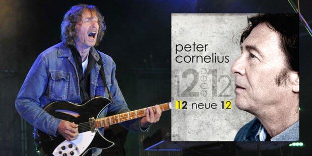 Peter Cornelius bringt politisches Album raus