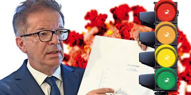 Corona-Ampel: Diese Regionen könnten orange werden | Wien, Innsbruck & Co.