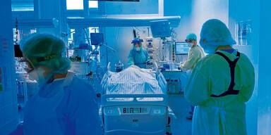 Ärztin warnt wegen Corona vor Engpass in Spitälern: ''Wir müssten einige Patienten sterben lassen''